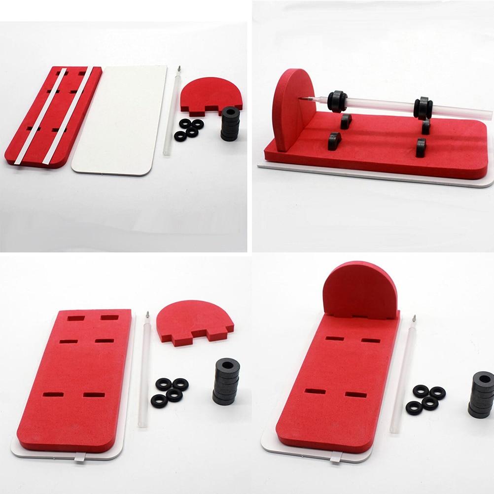 DIY materials Magnetic Levitation pen Homemade Primary
