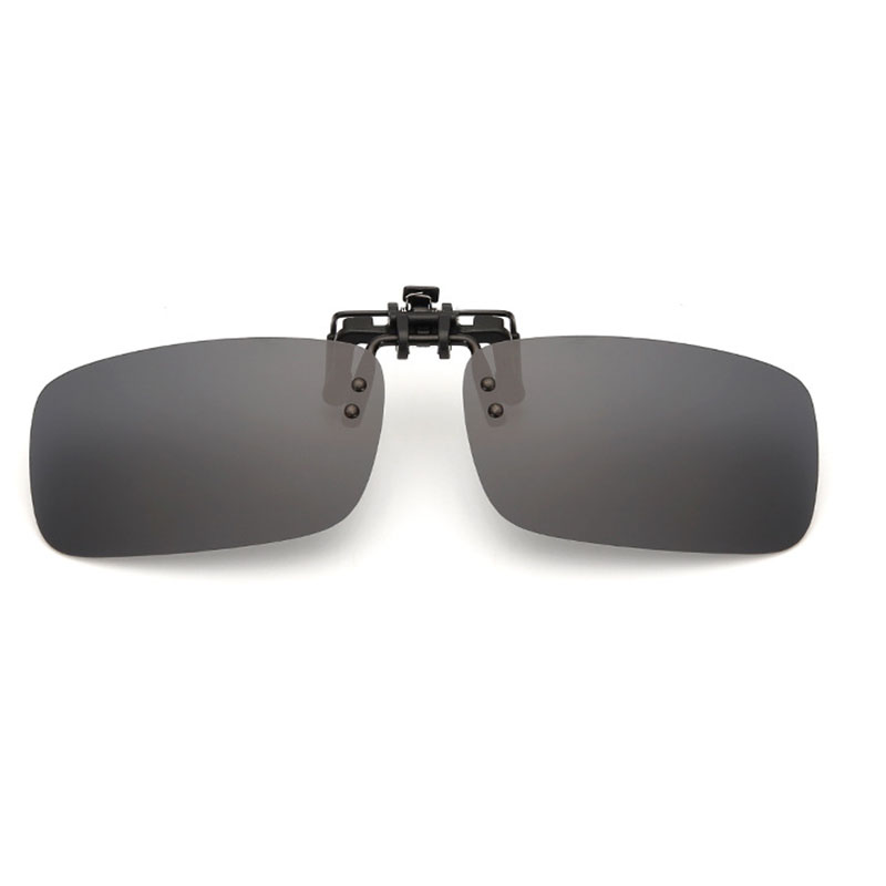 b1c41159cb Dropwow VEGA Spring Polarized Clip On Sunglasses For Prescription ...