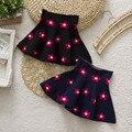 Spring&Autumn Girls Skirts High Waist GirlsBaby Party Skirts  Children Clothing