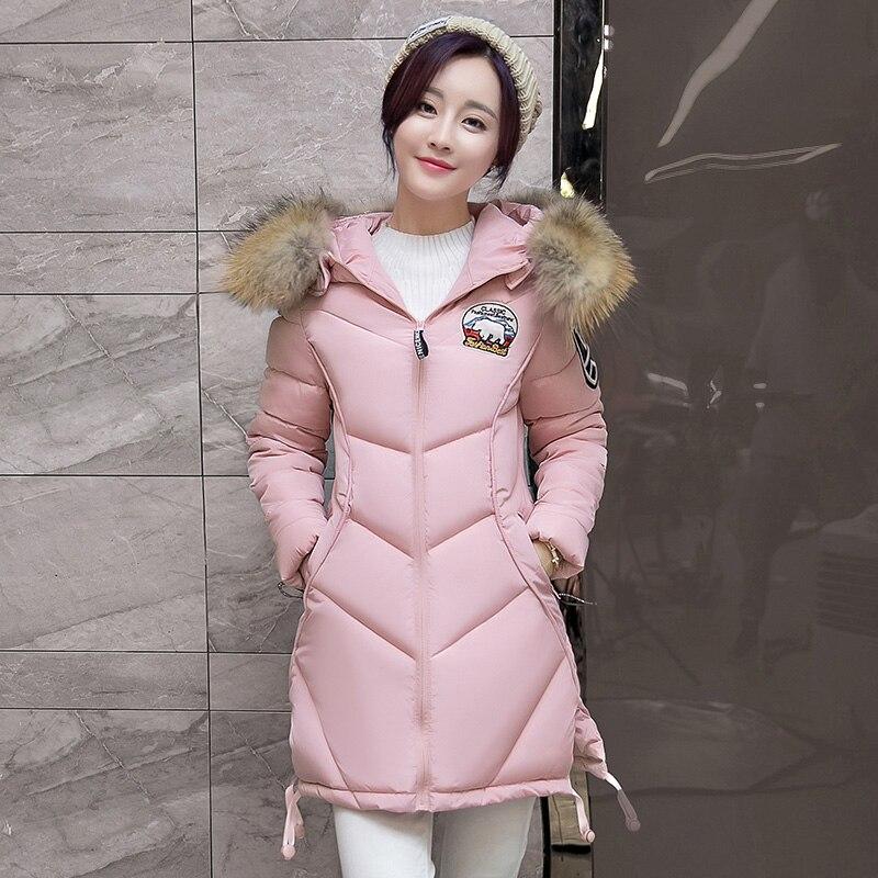ФОТО TX1139 Cheap wholesale 2017 new Autumn Winter Hot selling women's fashion casual  warm jacket female bisic coats