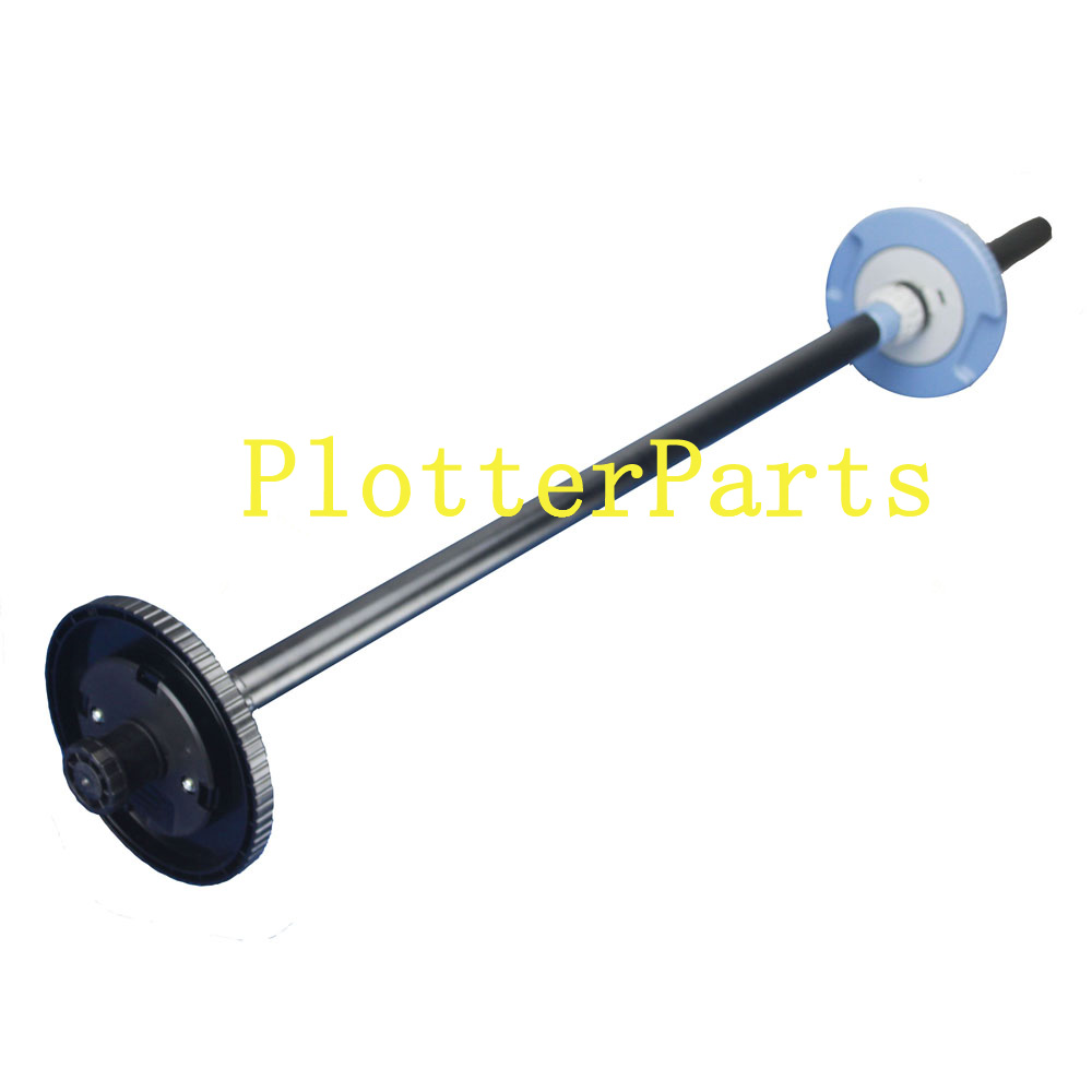 Q1271-60167 Q1271-60627 spindle for HP Designjet 4500 4500PS 4500MFP 42inch Q5676A Original new q1271 60613 hp designjet 4500 4500ps 4500mfp media feed motor plotter part used