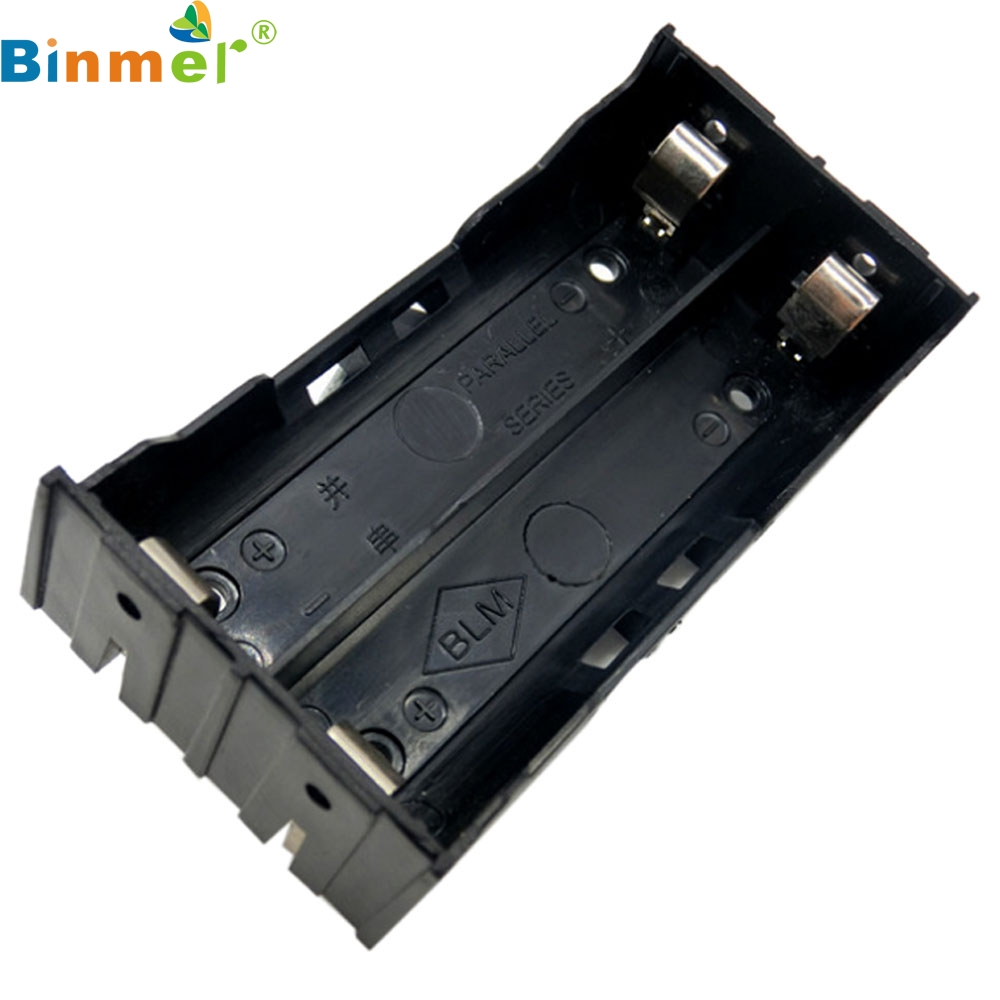 DIY Storage Box Holder Case For 2 X 18650 3.7V Rechargeable Battery 4