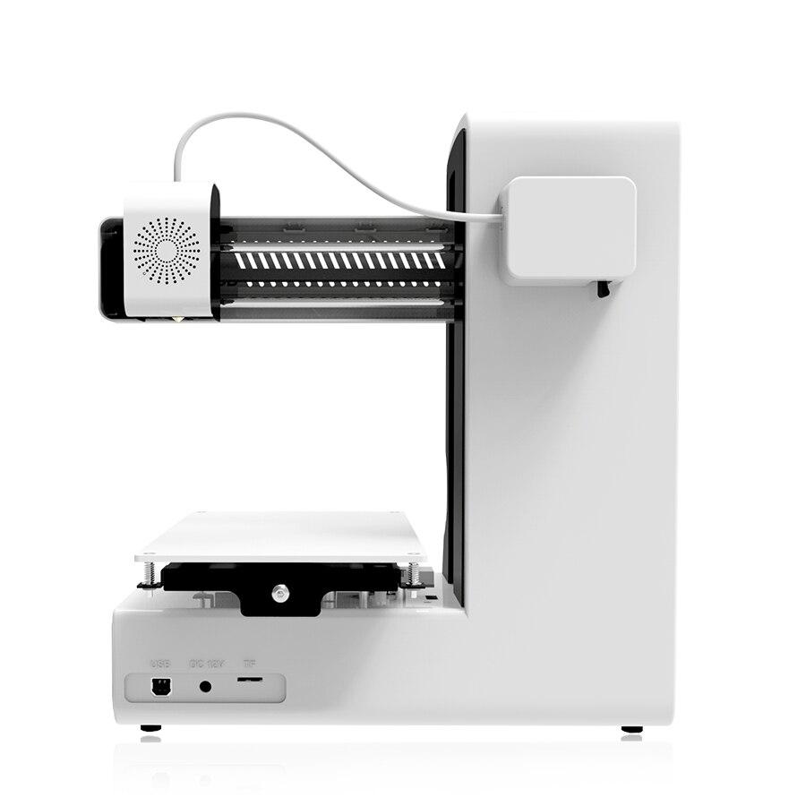 Geeetech Open Source Haute Précision 3D Imprimante E180 Wifi Connectivité Full Color Touch Écran 1.75mm 0.4 m Date 3d imprimantes - 4