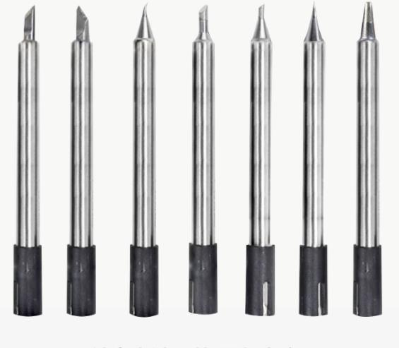 Quick 305 series lead-free soldering iron tsui for QUICK 303 soldering station