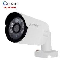 HOBOVISIN 1080P Security Camera CCTV 6PCS Array LED Waterproof Outdoor Surveillance IP Camera FULL HD 1080P