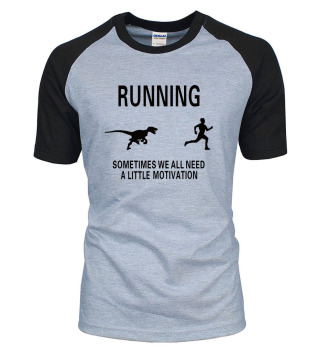 T shirt to Motivate Runners