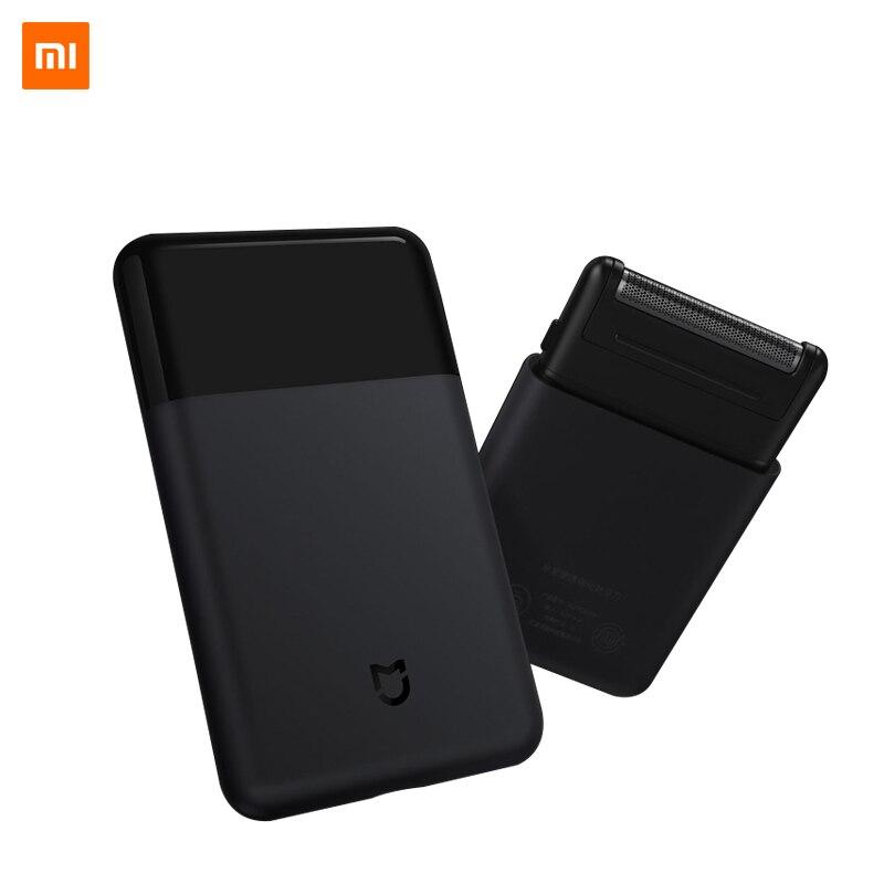 Xiaomi Mijia rasoir Portable électrique rasoir rasoirs USB Rechargeable 60HRC japon acier hommes voyage dès que possible pour xiaomi smart home