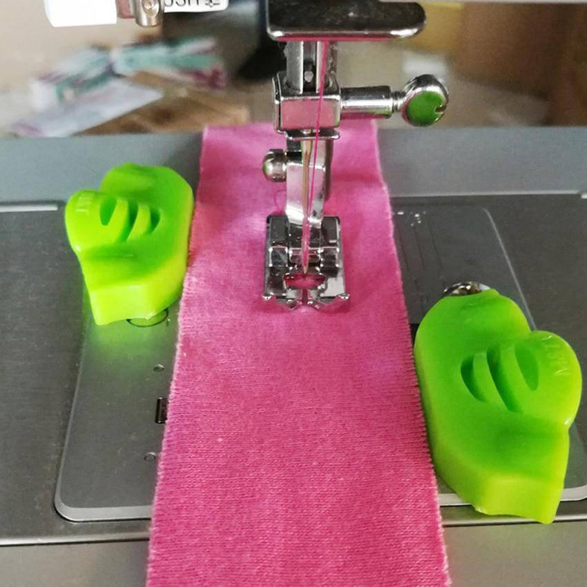 Магнит магнитный приспособление для выполнения швов Калибр Прессер Швейные машины ЗАПЧАСТИ 3 варианта