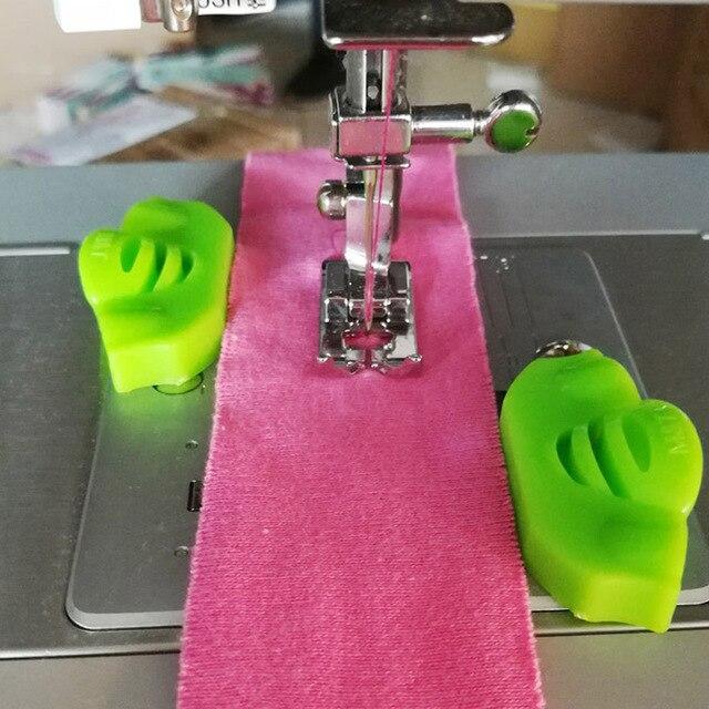 Magneet Magnetische Seam Guide Gauge Presser Naaimachine Onderdelen 3 opties