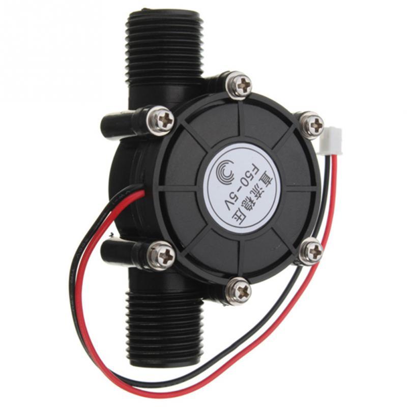 80 V/12 V/5V10W DC débit d'eau générateur turbine générateur hydroélectrique micro hydro générateur Débit D'eau Du Robinet hydraulique DIY