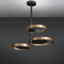 JAXLONG Cooper Pendant Lights  Hanging Lamp Home Decoration Luminaires Luxury Design Lighting Light Golden Fixtures