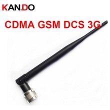 Antenne de transmission omnidirectionnelle 3g/4G/3g/4G/DCS, amplificateur/répéteur avec connecteur N, 800/900/1700/2170Mhz