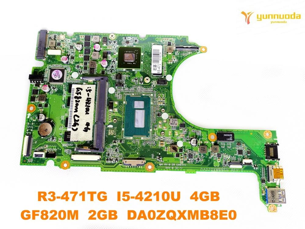 Original for font b ACER b font R3 471TG laptop motherboard R3 471TG I5 4210U 4GB