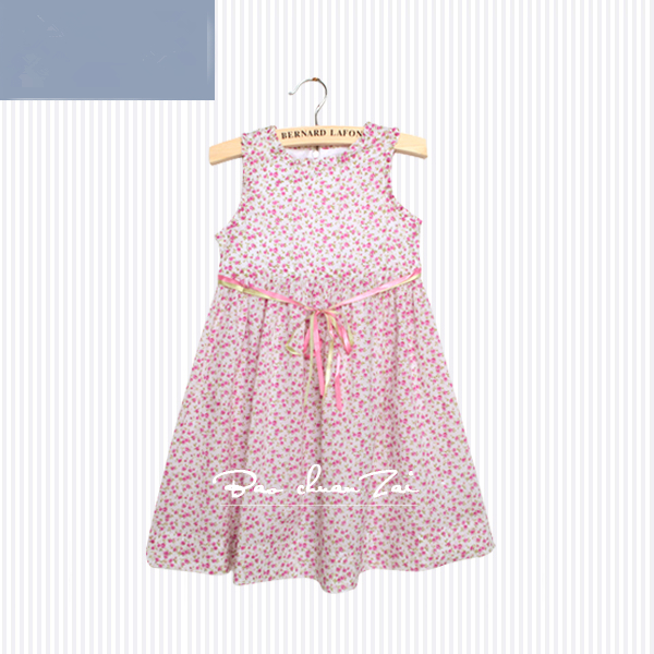 Bao Zi on children's single big girl dresses and s Cotton Floral  vest chishimba mowa and bao tran nguyen mapping cells expressing estrogen receptors