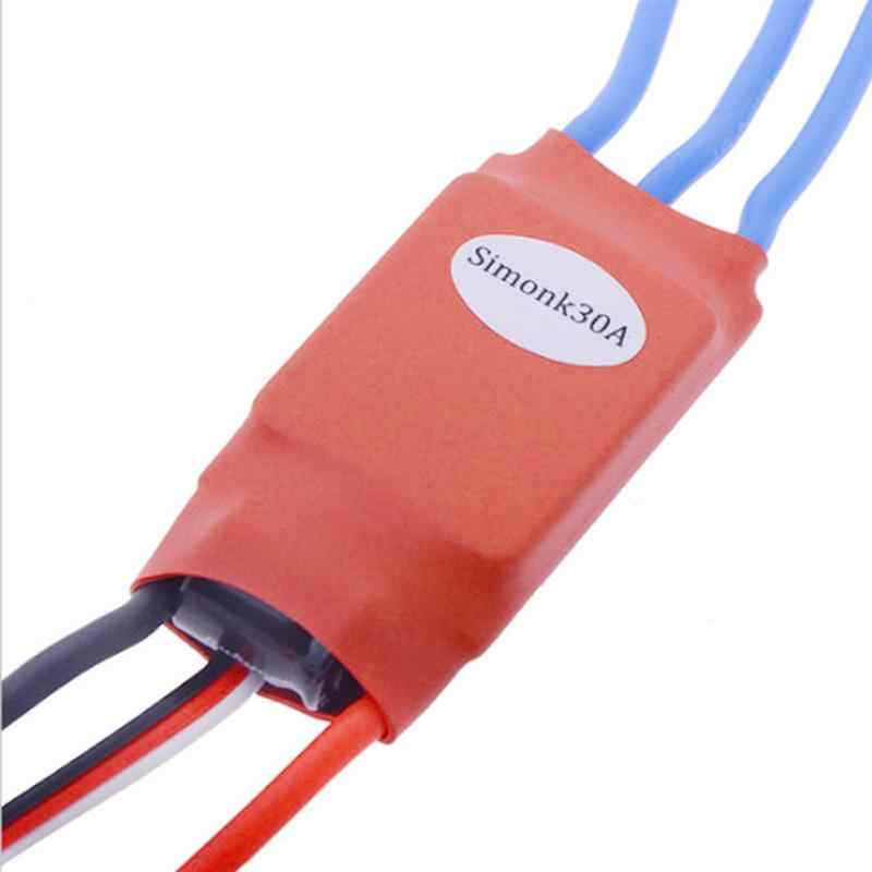 30AMP Simonk 30A Brushless ESC Electronic Speed Control for Quadcopter Drone RC Electronic Speed Controller for RC Multicopter