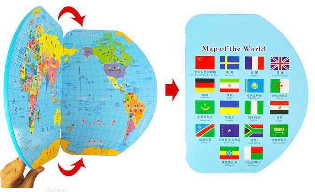 Montessori world map montessori materials more than 30 countries montessori world map montessori materials more than 30 countries flags world learning education toy free shipping gumiabroncs Images