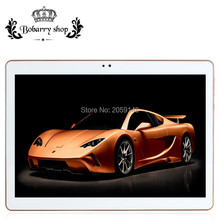 BOBARRY 10.1inch  tablet pcs Octa Core Ram 4GB Rom 32GB S108 Android 6.0 Phone Call Tablet PC Support WCDMA / WiFi / GPS