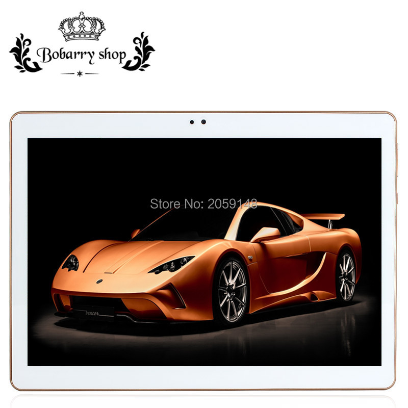 BOBARRY 10 1inch tablet pcs Octa Core Ram 4GB Rom 32GB S108 Android 6 0 Phone