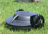 Hot Selling Remote Robot Electrical Lawn Mower Field Lawn Mower With 7.2ah Leadacid Battery