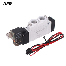 SMC Type 5 port solenoid valve body ported/single unit SY5120-5LZD-01 SY5120-6LZD-01 SY5120-4LZD-01 SY5120-3LZD pneumatic valve smc type pneumatic solenoid valve sy7120 3dzd c8