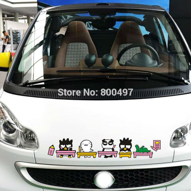 Online Get Cheap Penguin Car Decal Aliexpresscom Alibaba Group - Spongebob car decals