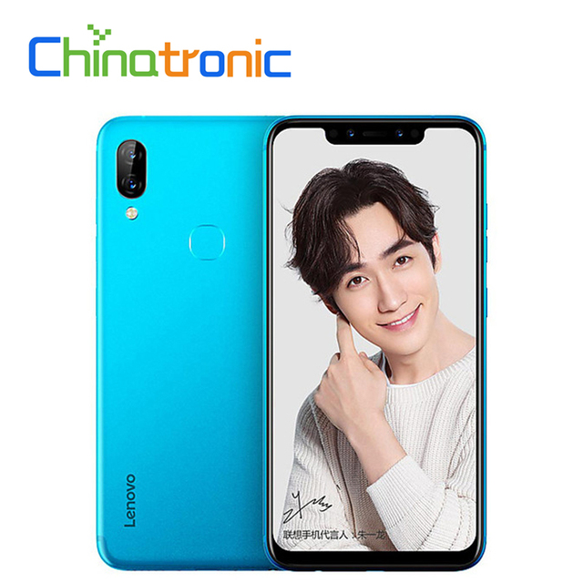 "Original Lenovo S5 Pro L58041 ZUI 5.0 4G LTE 6.2""QHD 2246X1080 Mobile Phone Snapdragon Octa-core Dual Back Camera Fingerprint"