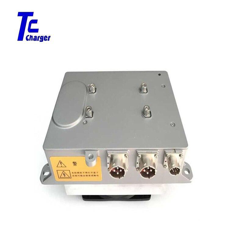 Chargeur intelligent de voiture d'ion de 3.3KW Elcon TC OFB EV LiFepo4 Li avec la Communication d'autobus de boîte