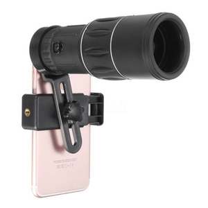 Image 2 - HD 16x Zoom Lens Telescope Camera With Clip For iPhone XS MAX Samsung Note 9 8 S9 Plus Universal Lens