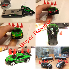 Sport R/C Racer Coke Can Car Mini Radio Remote Control Vehicle RC Micro Racing Toys Small Porket  2 Frequency Gifts for Children