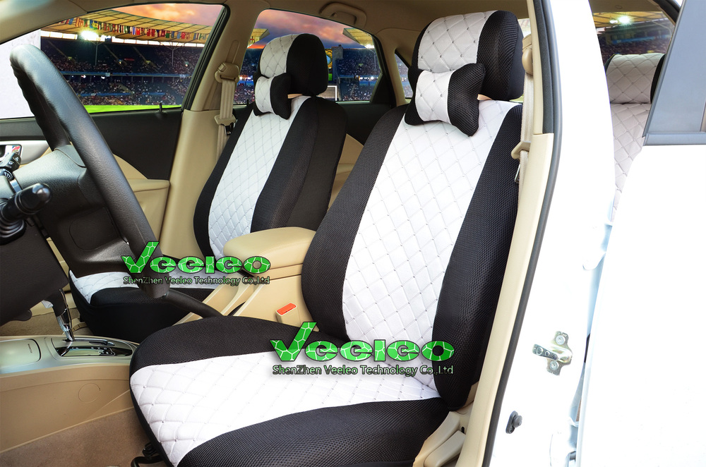 Front Rear Universal Car Seat Cover For DAIHATSU Boon Tanto