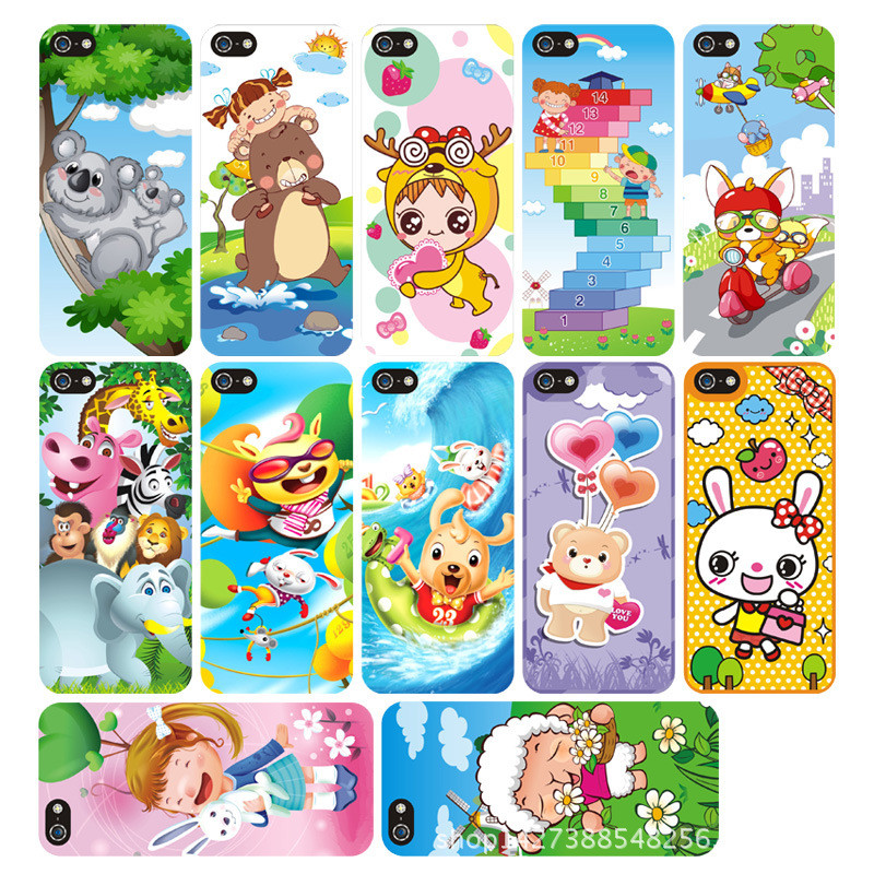 Kid Cellphone with LED Y-phone English Learning Mobile Phone Baby Early Educational Learning Mobile Phone Model Toys