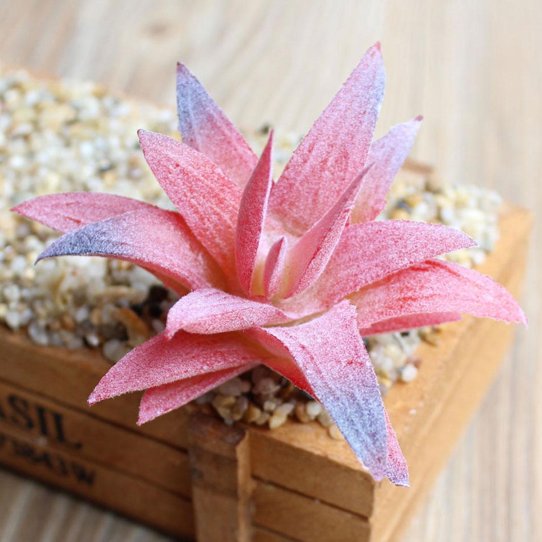 Artificial Plant Landscape Fake Flower Arrangement Garden Decor Artificial succulents Plants Aloe Plants