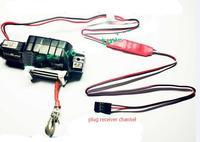 Large Torque Winch Reversible Retractable Controller For RC Model Climbing Car