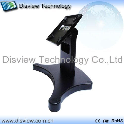 Professional touch pos terminal stand, touch monitor stand, touch screen machine bracket, pos system base
