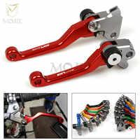Para Honda CR125R CR250R CR 125R 250 CR125 CR250 R CR 125R 250R 1992-2003, 2002, 2001, 2000 CNC pivote palancas de embrague de freno de bicicleta de tierra