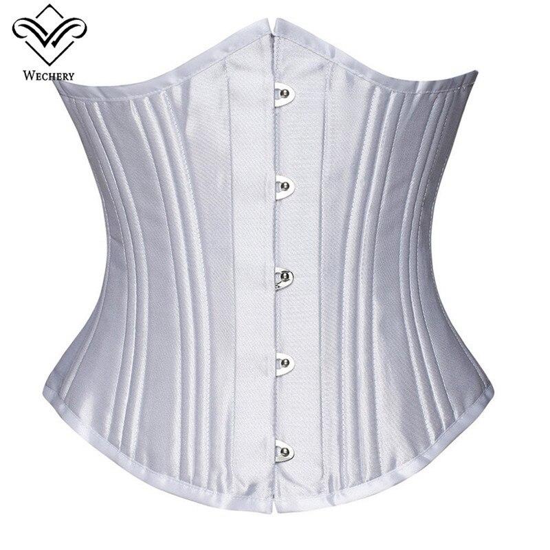 Taille formateur corps Shaper Corset femmes mince modélisation sangle ventre minceur gaine ceinture grande taille acier désossé dos Corset XS-6XL