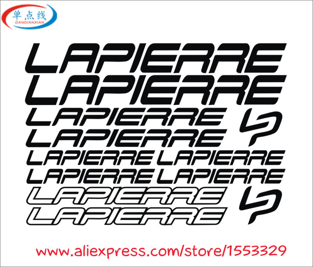 Sheet a 2017 new bike frame stickers bicycle stickers die cut vinyl decal