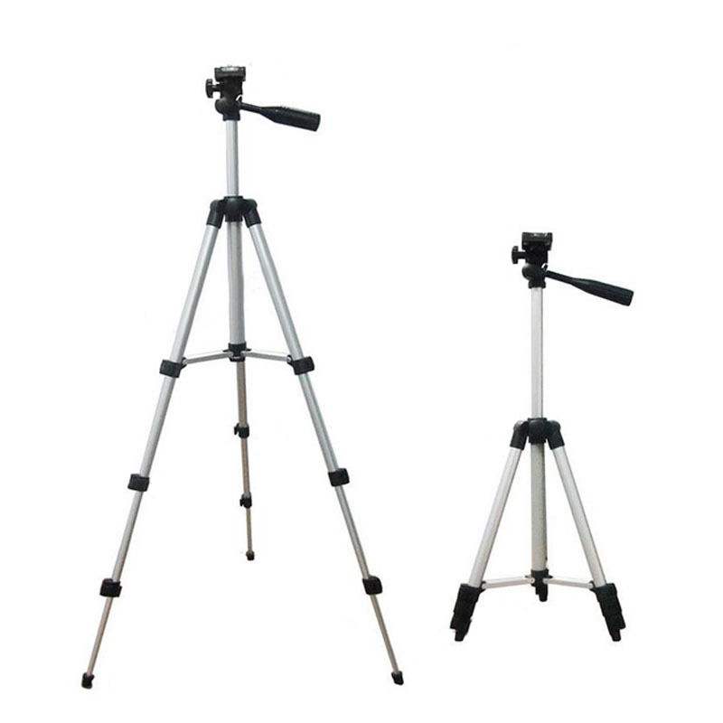 1tk Portable Extendable Tripod Stand 35cm-102cm reguleeritav - Kodu audio ja video - Foto 2