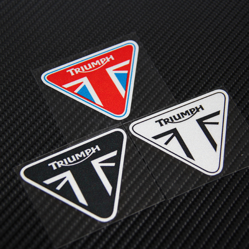 Лидер продаж для Triumph шлем moto rcycle moto велосипед Стикеры наклейка Водонепроницаемый