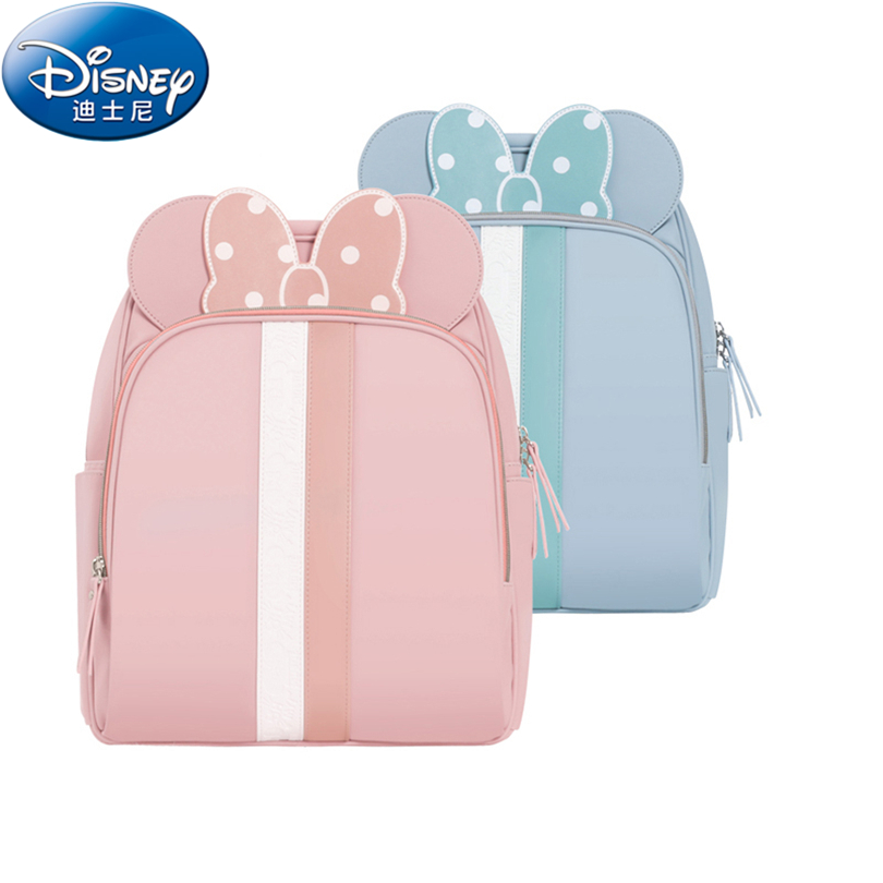Disney 2018 Mickey Multi-function Bottle Feeding Insulation Bag With USB Mother Nappy Bags Baby Care Nappy Changing Bag ZT031