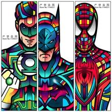Супергерой для вышивки
