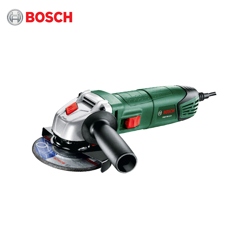 Angle Grinder Bosch PWS 700-115 скейтборд action 30 quot х10 quot pws 700