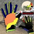 Profesional de guantes de Motocross DH Downhill guantes llenos de La Motocicleta ATV Racing Guante Guantes de la Pantalla Táctil para red bull