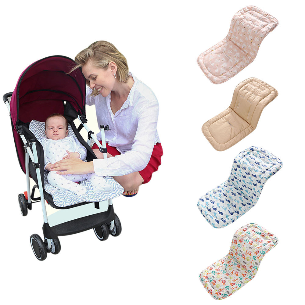 CYSINCOS Baby Diaper Pad Stroller Accessories Pad Carriages Pram Buggy Car General Cushion Mattress Baby Car Seats Carriers Seat
