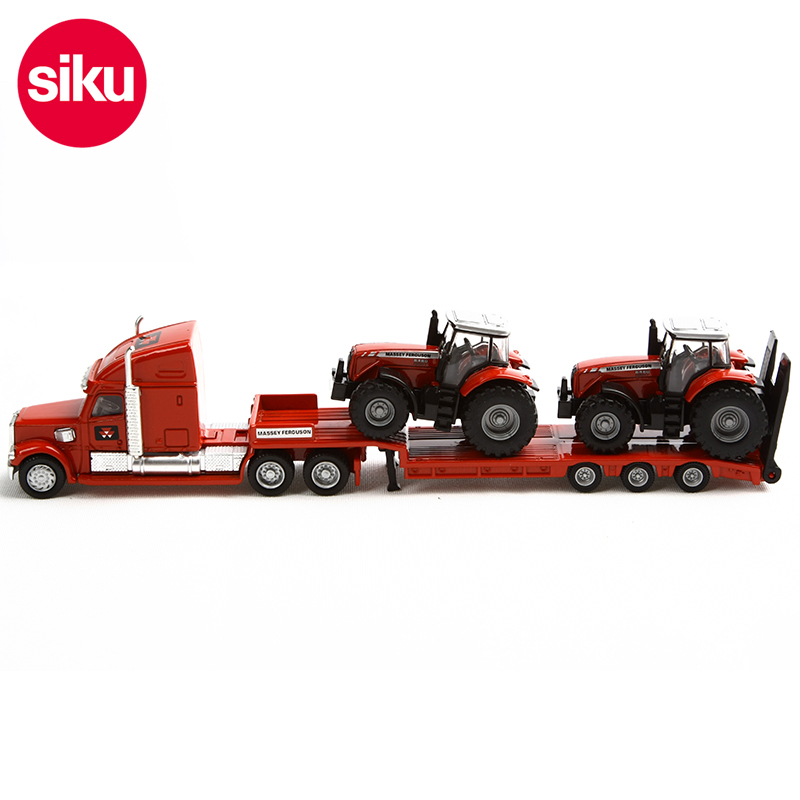 1 65 Alloy Toy Cars Model American Style Transporter Truck: Popular Mf Tractors-Buy Cheap Mf Tractors Lots From China
