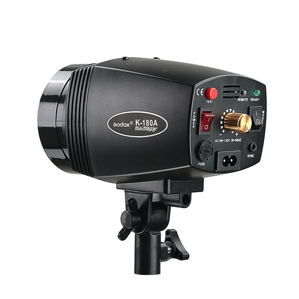 Godox Mini Master Studioblitz K-180A GN45 Power Mas 180WS - Kamera und Foto - Foto 3