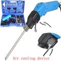 220 V/110 V de mano adecuado para trabajo prolongado con dispositivo refrigerado por aire profesional de corte térmico y Kit de grabado de lujo