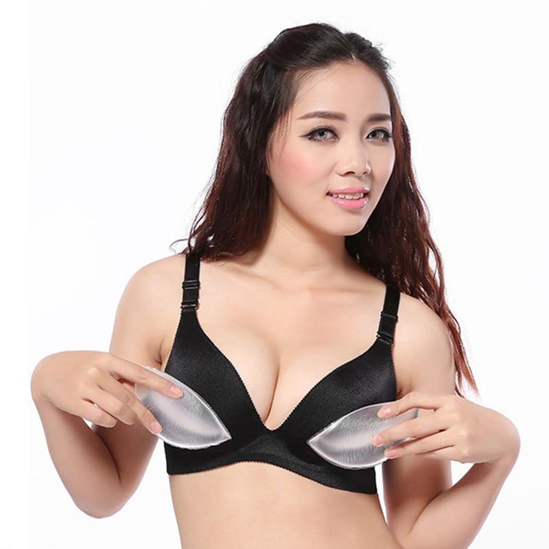 - Sexy Women Silicone Bra Gel Invisible -1587