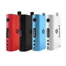 Electronic Cigarette Kangertech Nebox Starter Kit 60W TC Box Mod vape with 10ml RBA Atomizer tank vaporizer VS Istick pico Mega