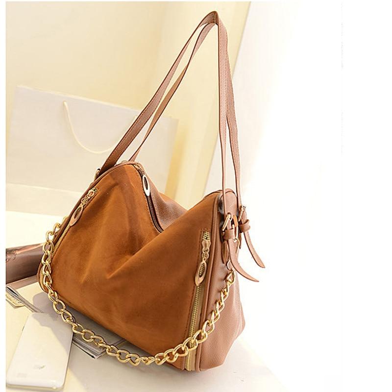 2017 New Luxurious Women Messenger Hobo Bag Handbag Lad